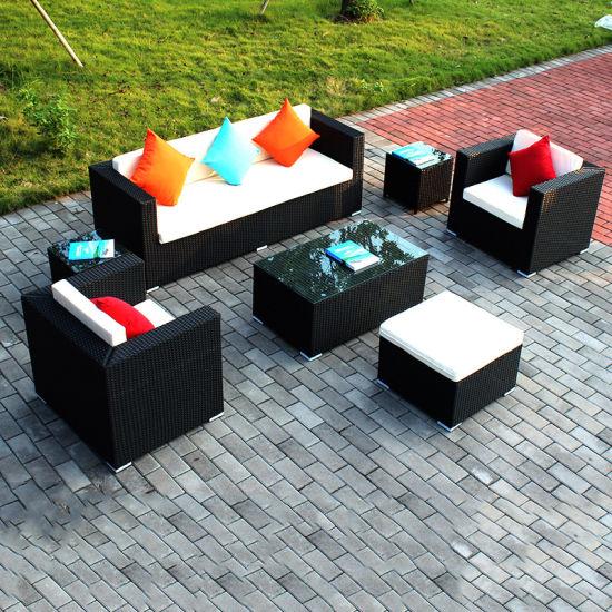 Unique Outdoor Beach Furniture Leisure Aluminium Lounger Chaise Sofa