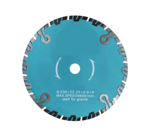 Laser Welded Diamond Saw Blade for Cutting Masonry (JL-DBLM) pictures & photos