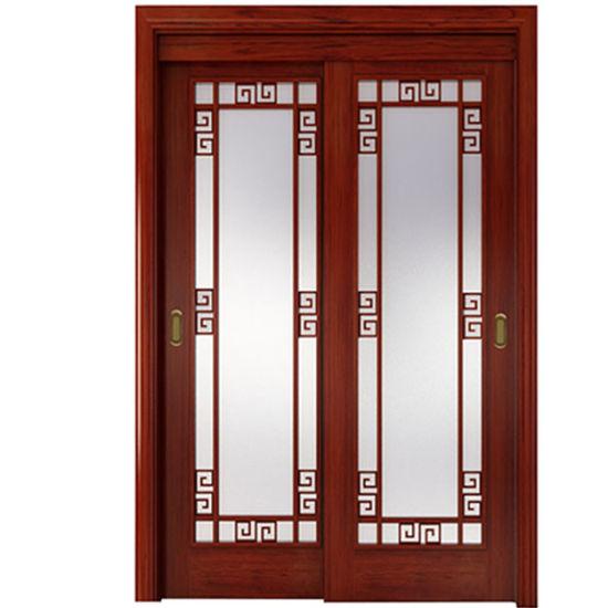 Oppein Chinese Style Wood Frame Glass Sliding Door (MSZY01)  sc 1 st  OPPEIN Home Group Inc. & Oppein Chinese Style Wood Frame Glass Sliding Door (MSZY01) - China ...