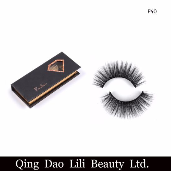46283233d1d Real Mink Individual Lashes 3D Mink Eyelash Private Label Packaging  pictures & photos