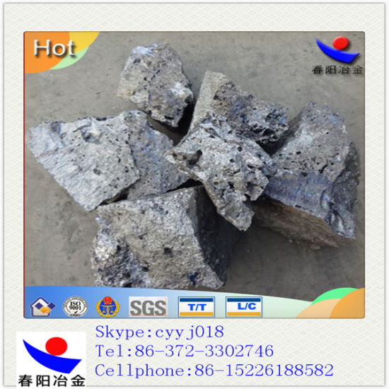 Calcium Silicon Alloy Free Sample Available pictures & photos