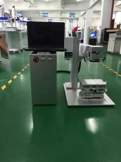 Fiber Laser Marking Machine for Metal, Pipe Laser Machine pictures & photos