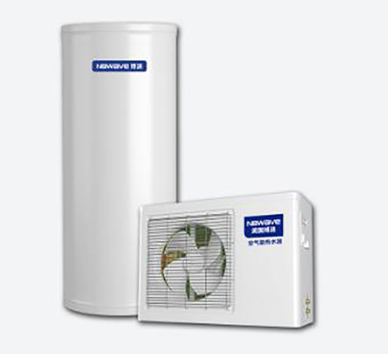 Split Air Source Heat Pump Water Heater for House Commercial Ce pictures & photos
