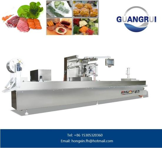 Commercial Use Vacuum Package Packing Machine for Food pictures & photos