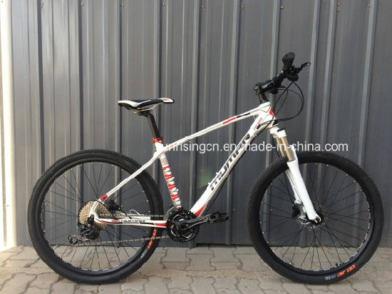 2017 Hot Sales Carbon Fiber Mountain Bicycle with 30 Speed