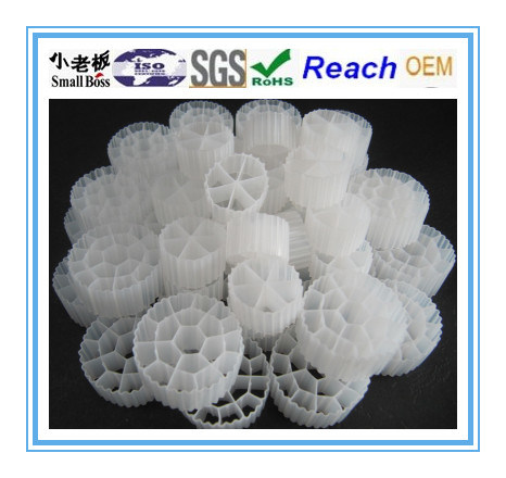 Floating Plastic PE Suspension Biological Packing pictures & photos
