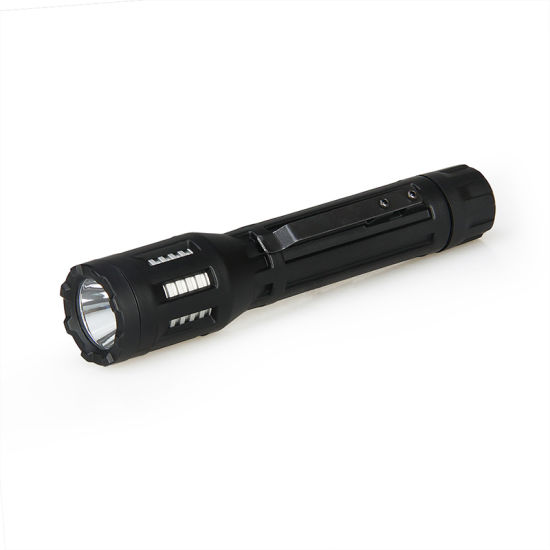 Tactical Hunting 9V LED Flashlight for Military Army training Cl15-0094 pictures & photos