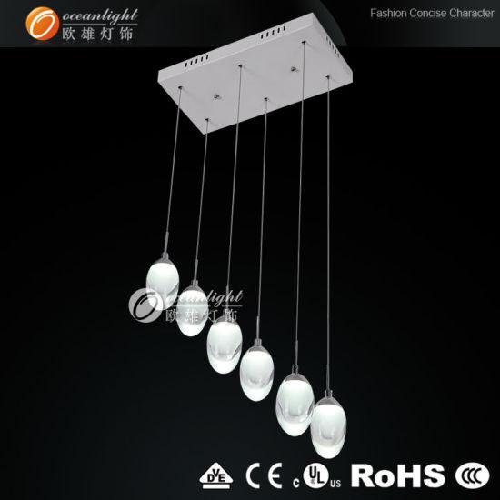 New Design China Lamp Manufacturer LED Acrylic Chandelier, Lighting ...