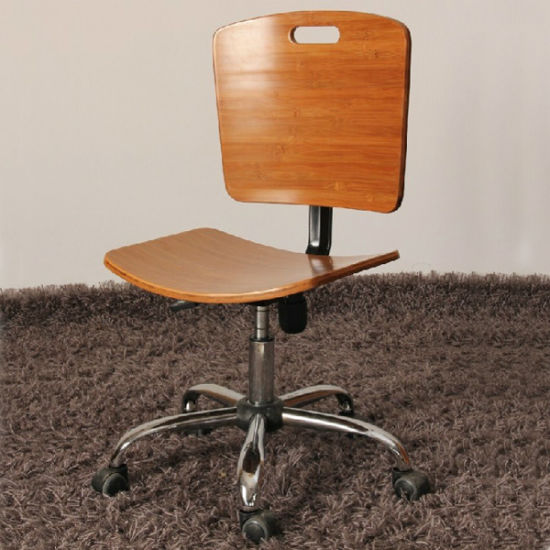 Bamboo Furniture Office Swivel Chair pictures & photos