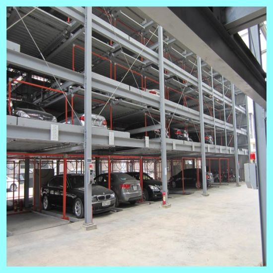 Mutrade Parking Solution Bdp Auto Puzzle Parking Lift pictures & photos