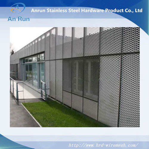 Wire Mesh Metal Facades for Buidling pictures & photos