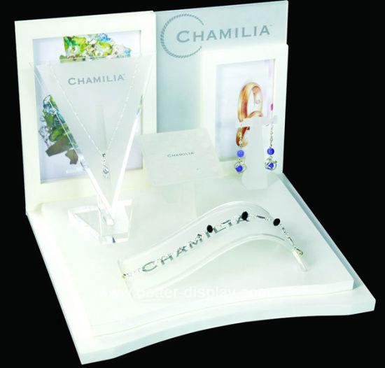 Acrylic Jewelry Display Set Btr-A2033