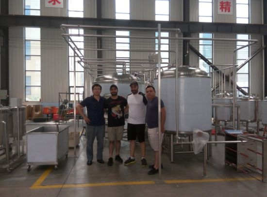 China Home Brew Conical Fermenter Tank