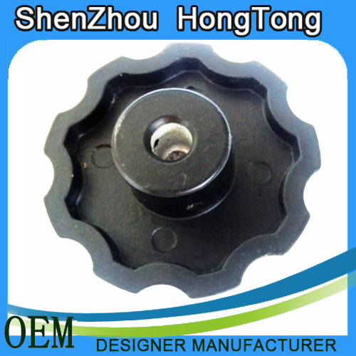 Small Zinc Alloy Handwheel with Pin Hole pictures & photos