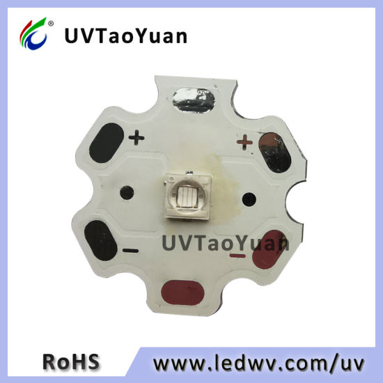 UVA Light SMD 3535 365nm UV LED pictures & photos