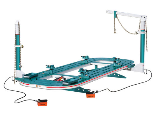 China Er600 Garage Alignment Equipment Car Frame Machine for Sale ...