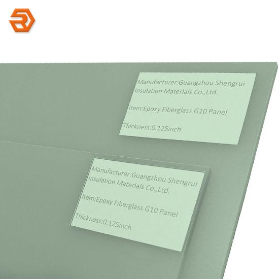 Epoxy Glass Laminated Fr4/G10 Sheet/Plate
