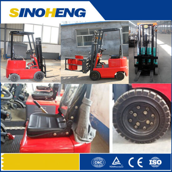 500kg 0.5 Ton Battery Forklift Truck for Sale Cpd500