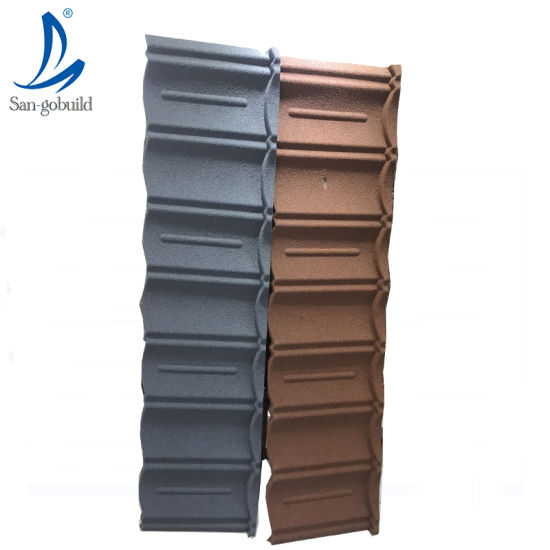 China 50 Years Warranty Metro Tile Factory Direct Price Color Stone Coated Roofing Metal Sheets In Ghana Nigeria Kenya China Roofing Sheet Roofing Materials