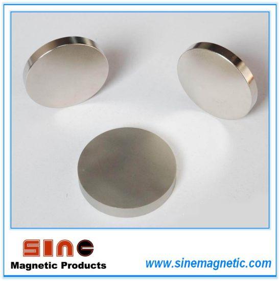 Permanent Rare Earth Neodymium Disc Magnet (NdFeB Magnet)