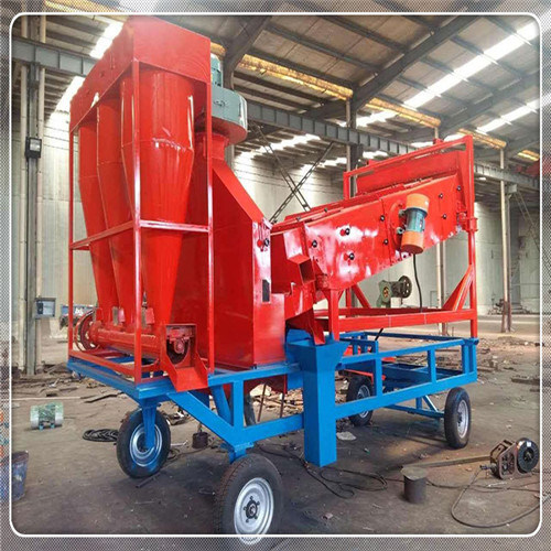 Who Sell Pulse Roller Vibrating Wheat Rice Corn Cleaning Machines