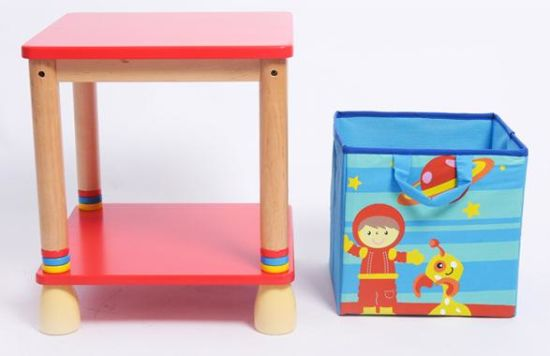 Stupendous China Factory Supply Wooden Toy Storage Wooden Stool Chest Ncnpc Chair Design For Home Ncnpcorg