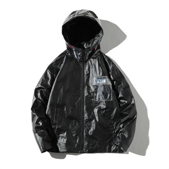 c6e187fb8 2019 Men Fashion Cool Sports Hip Hop Jacket Hooded Bloody Coats Reflective  pictures & photos