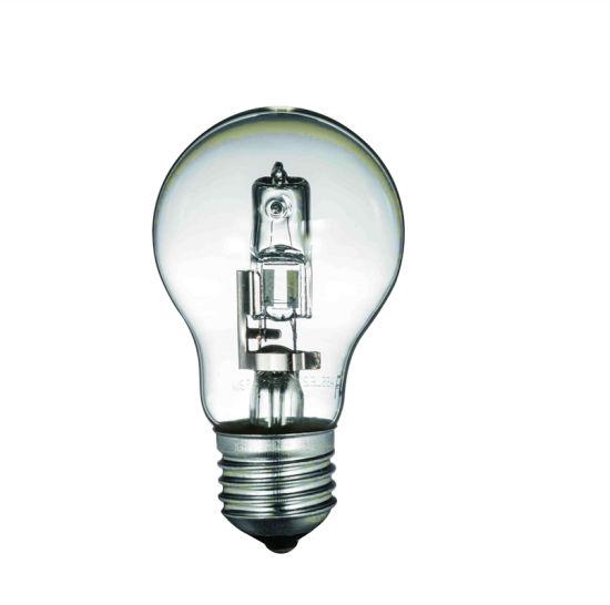 A55/A60 220-240V 72W 53W E27 Energy Saving Halogen Lamps