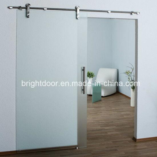 China Sliding Door Frameless Glass Frameless Sliding Glass Doors