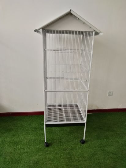 Factory Price Bird Cage Large Bird Aviary Pet Cage Outdoor Cage