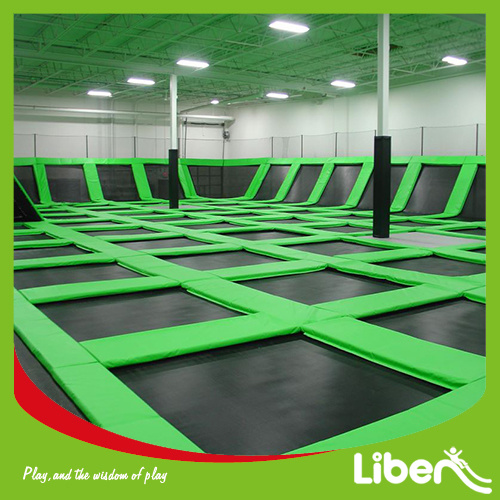 Provider of Indoor Trampoline Location From China Bungee Trampoline pictures & photos
