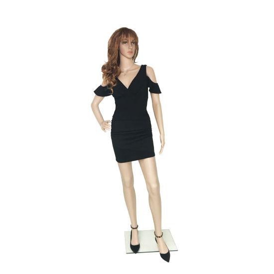 Beautiful Lady Dress Window Display Mannequin