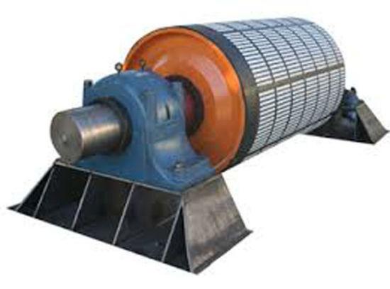 China Zoomry Head Tail Conveyor Drum for Belt Conveyor Mining Industry