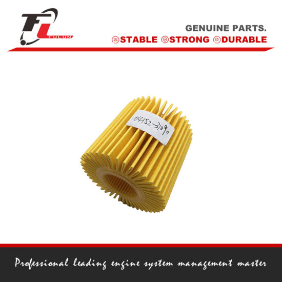 Wholesale Factory Oil Filter OEM 04152-31090 for Toyota