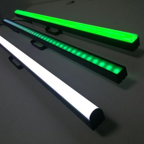 Rigeba Disco DJ Stage New Arrival DMX Pixel LED Bar DMX RGB LED Tube for Events