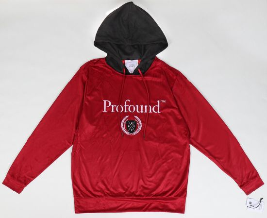Velvet Fabric Long Sleeve Rib Bottom Men Hoodie Casual Jacket