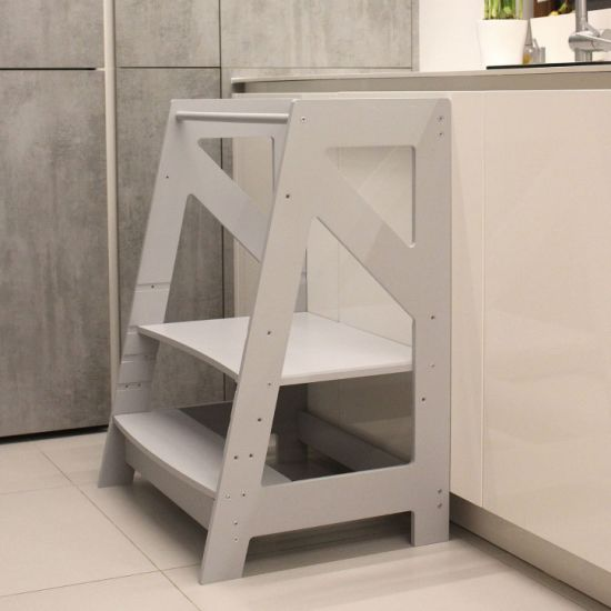 Step Stool Baby Learning Tower