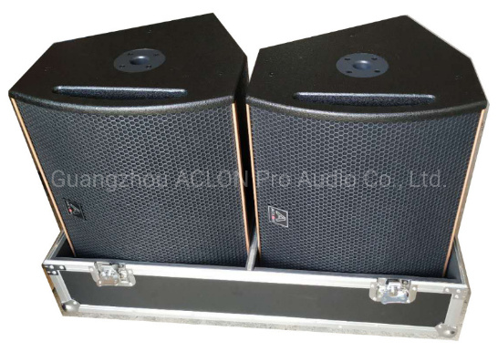 """Professional DJ Line Array Sound Speakers 15"""" Coaxial Monitor PA Speaker"""