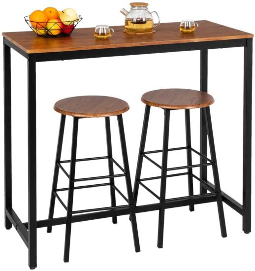 Counter Height Table Set Kitchen Bar