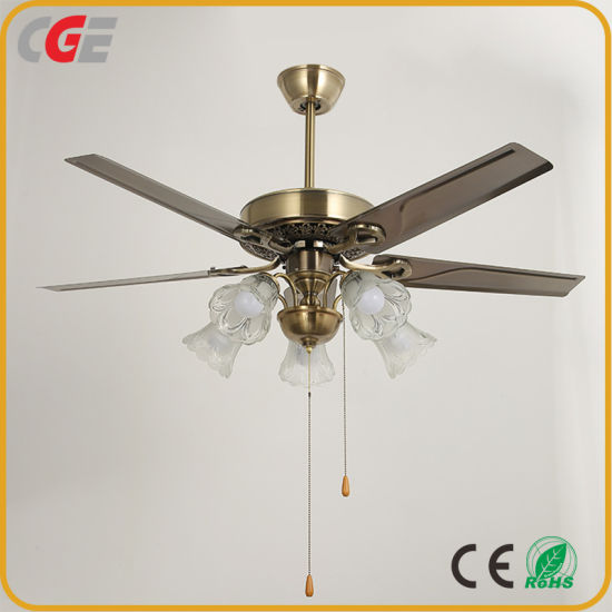 China Fan Gl Hanging The Arab Style Round Ac85 265v Ceiling