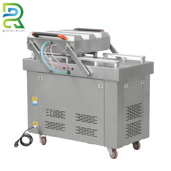 Single Chamber Selaing Packer Vacuum Packing Machine for Bottles