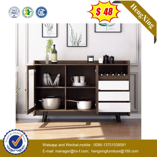Wooden Dining Room Storage Cabinet