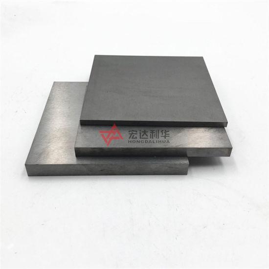 K10 Tungsten Carbide Plate Sheet for Make Punching Dies