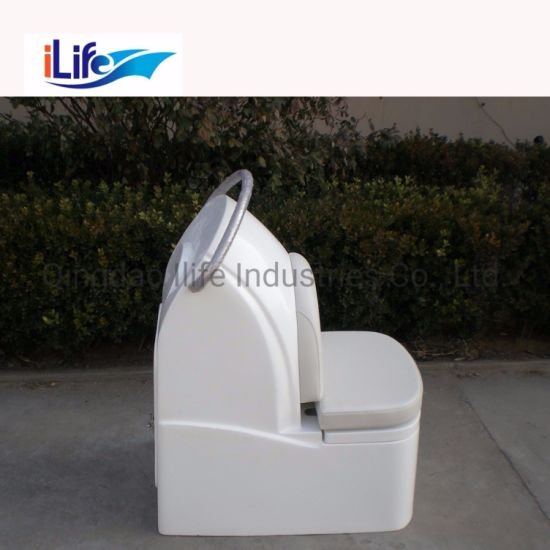 Ilife High Quality Fiberglass Material Center Console and Seat Inflatable Boat Accessories