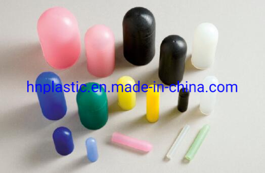 Pink Sc Silicone Cap Rubber Masking for Plastic Powder Coating
