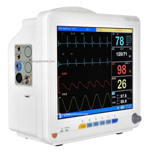 Ce Approved Medical Equipment High Qualified Multi-Parameter Patient Monitor pictures & photos