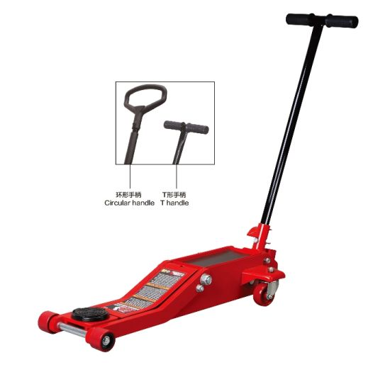 T820028 (S) Professional Long Floor Jack 2t pictures & photos