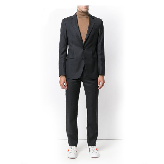 Custom Men's Business Suit of Factory Price