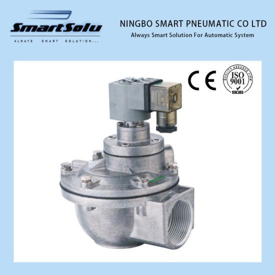 Classical Type Solenoid High Pressure Pulse Valve