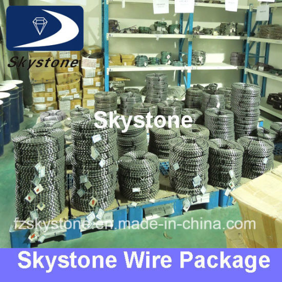 Quarry Diamond Wire for Saw Granite, Marble pictures & photos